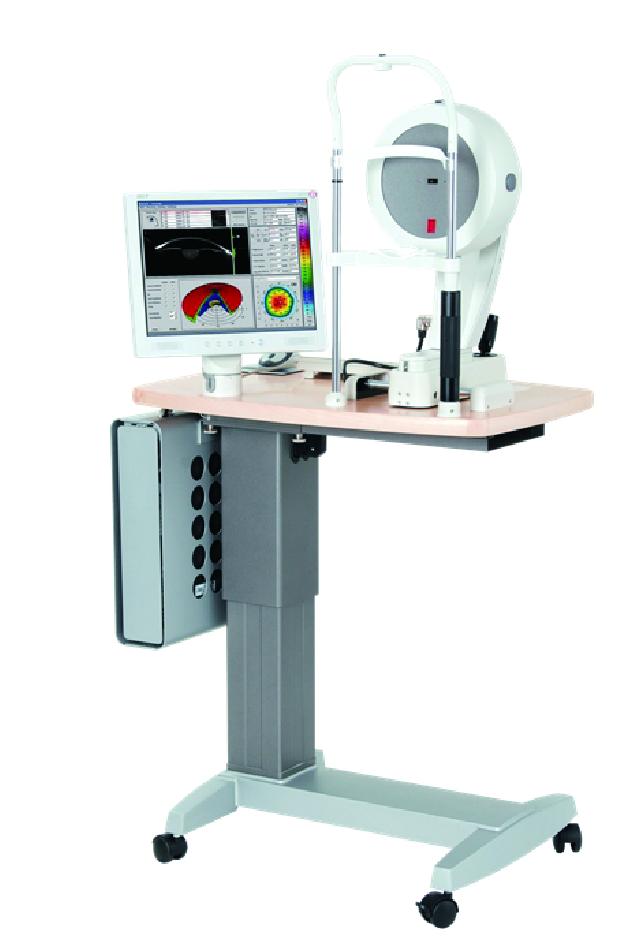 德国眼前节质量评估系统 Pentacam HR