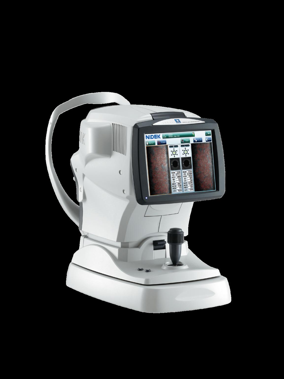 日本Nidek角膜内皮显微镜CEM-530